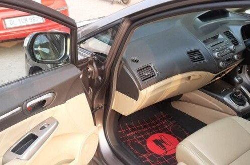 Used 2011 Honda Civic MT for sale in New Delhi