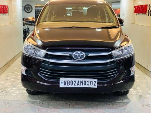 2017 Toyota Innova Crysta 2.4 GX 8S MT in Kolkata