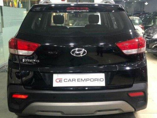 Hyundai Creta 1.6 VTVT E Plus 2018 MT for sale in Hyderabad