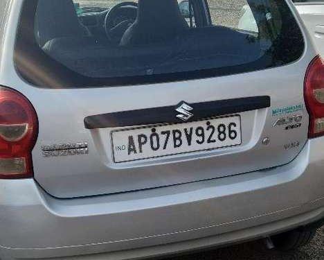 2013 Maruti Suzuki Alto K10 VXI MT for sale in Vijayawada