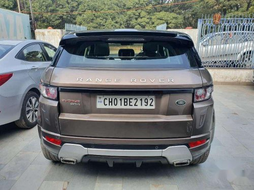 Used 2015 Land Rover Range Rover Evoque AT in Chandigarh