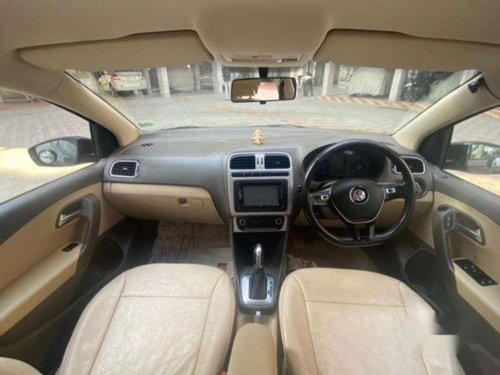 Used Volkswagen Vento 2016 AT for sale in Surat