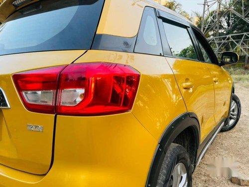 Used 2017 Maruti Suzuki Vitara Brezza MT for sale in Pune