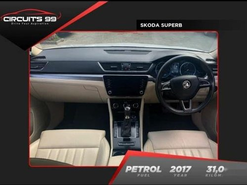 Used Skoda Superb 2017 AT for sale in Chennai