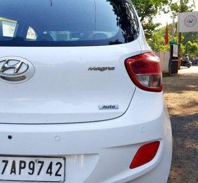 2016 Hyundai i10 Magna AT for sale in Ahmedabad