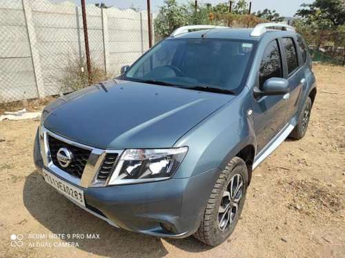 2014 Nissan Terrano XV 110 PS MT for sale in Hyderabad