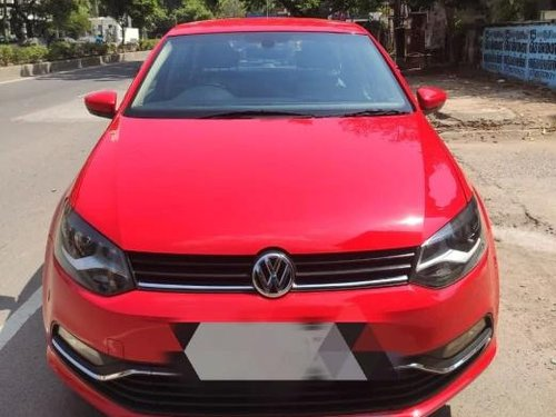 Used Volkswagen Polo 2016 MT for sale in Chennai -6