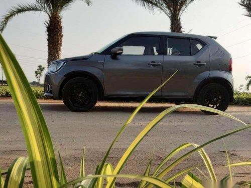 Used Maruti Suzuki Ignis 2017 MT for sale in Karur