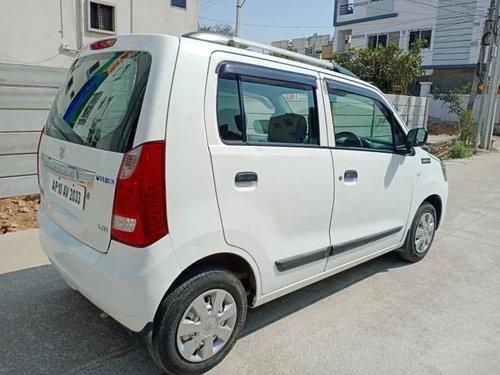 Used 2010 Maruti Suzuki Wagon R MT for sale in Hyderabad
