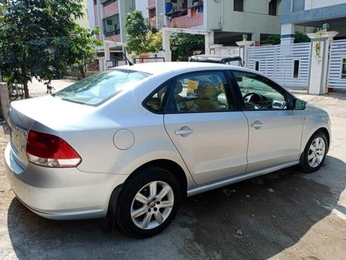 Used Volkswagen Vento 2011 MT for sale in Hyderabad