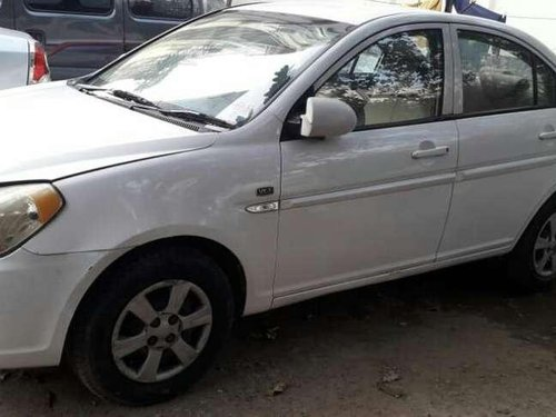 2008 Hyundai Verna CRDi MT for sale in Hyderabad