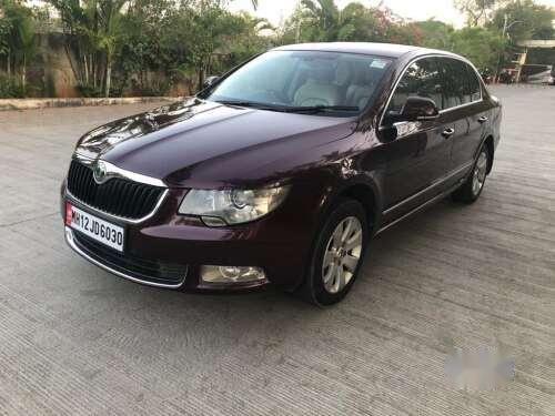 2012 Skoda Superb Elegance 2.0 TDI CR AT in Pune