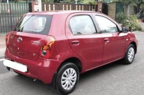 Used Toyota Etios Liva G 2011 MT for sale in New Delhi