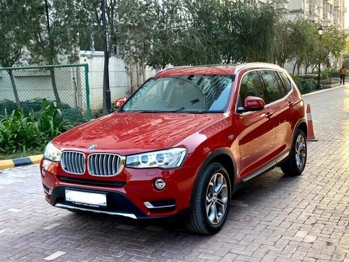 2016 BMW X3 xDrive20d xLine AT for sale in New Delhi