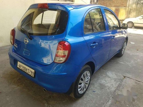 Used 2010 Nissan Micra MT for sale in Hyderabad