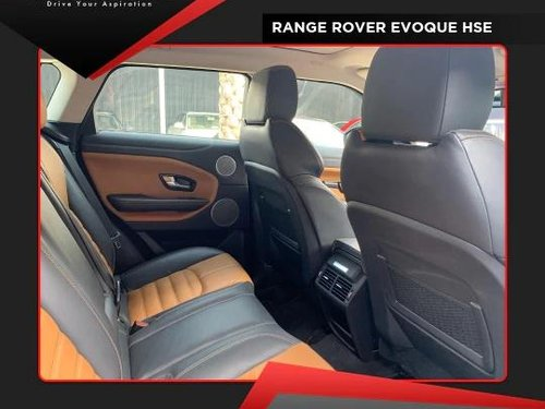 Land Rover Range Rover Evoque 2.0 TD4 HSE 2018 AT in Chennai