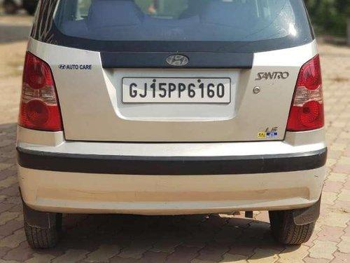Used 2009 Hyundai Santro Xing MT for sale in Navsari