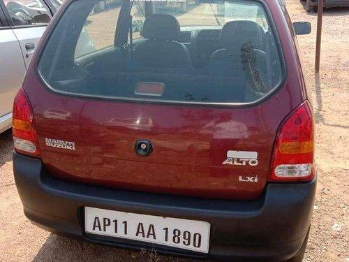 Used Maruti Suzuki Alto 2006 MT for sale in Mahbubnagar