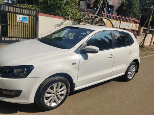 Used Volkswagen Polo 2013 MT for sale in Pune