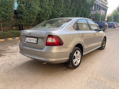 Used 2017 Skoda Rapid AT for sale in Ahmedabad