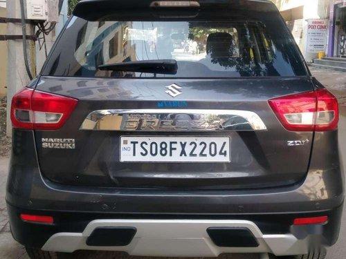 2018 Maruti Suzuki Vitara Brezza ZDi MT for sale in Hyderabad