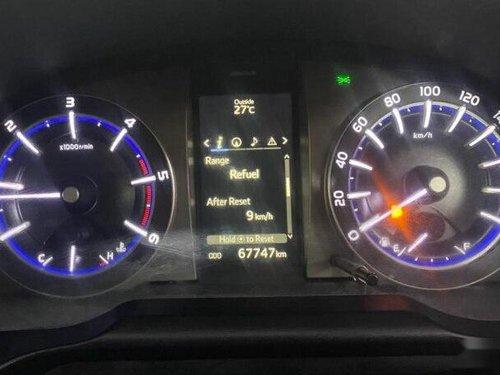 2017 Toyota Innova Crysta 2.4 VX MT in Hyderabad