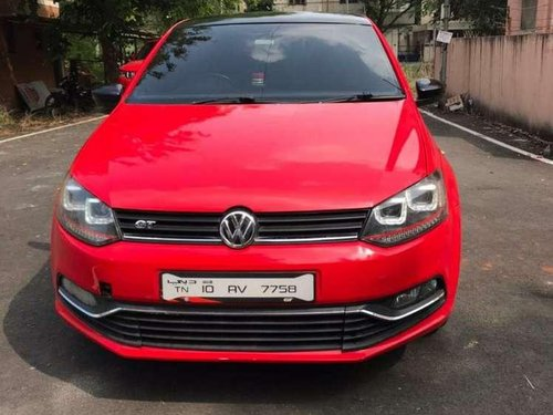 2016 Volkswagen Polo GT TDI MT for sale in Chennai