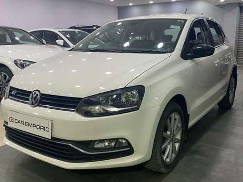 2017 Volkswagen Polo GT TSI AT for sale in Hyderabad