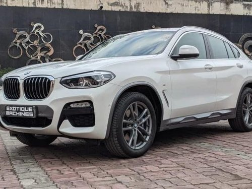 2019 BMW X4 M Sport X xDrive30d AT in Lucknow