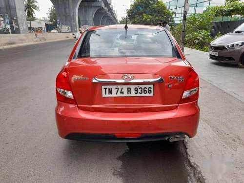 2010 Hyundai Verna CRDi MT for sale in Chennai
