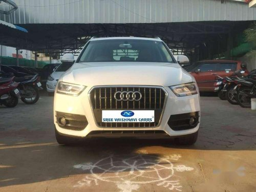 Used 2014 Audi Q3 AT for sale in Tiruppur