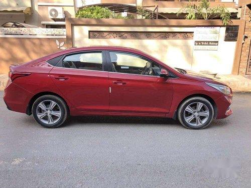 Used Hyundai Verna 2017 AT for sale in Ahmedabad