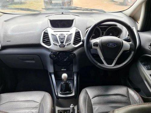 2015 Ford EcoSport 1.5 TDCi Titanium MT in Hyderabad