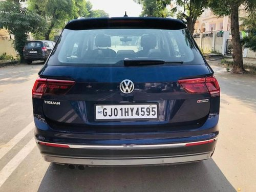 2018 Volkswagen Tiguan 2.0 TDI Highline AT for sale in Ahmedabad-7