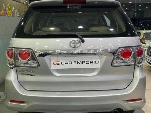 2013 Toyota Fortuner 4x4 MT in Hyderabad