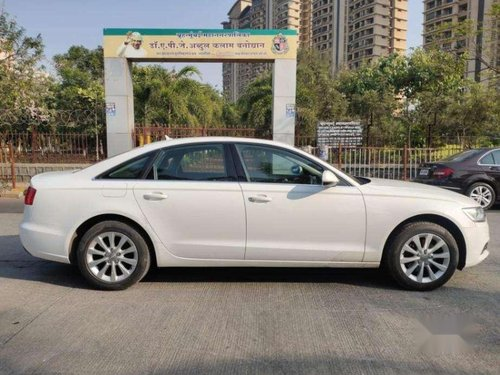 Used 2012 Audi A6 2.0 TDI AT for sale in Mumbai