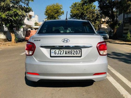 Hyundai Xcent 1.1 CRDi S Option 2015 MT for sale in Ahmedabad