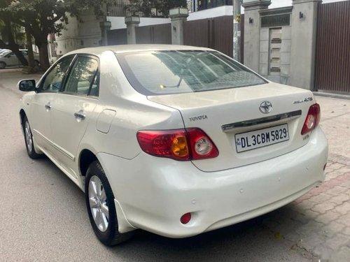 Used Toyota Corolla Altis G 2010 MT for sale in New Delhi
