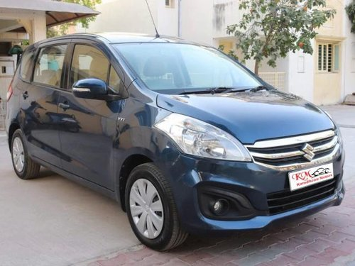 2016 Maruti Suzuki Ertiga VXI AT for sale in Ahmedabad