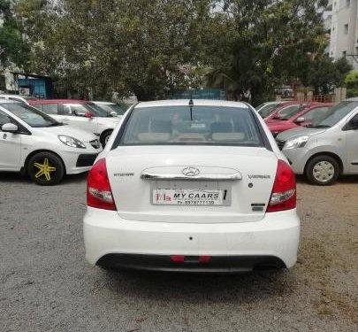 Used 2010 Hyundai Verna CRDi MT in Visakhapatnam