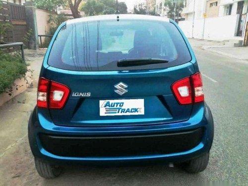 2017 Maruti Suzuki Ignis 1.2 AMT Zeta AT in Coimbatore