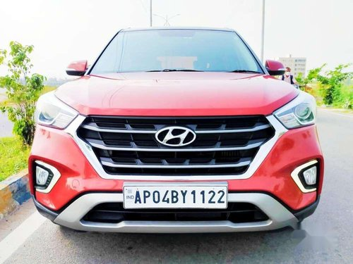 2018 Hyundai Creta 1.6 SX Option Diesel MT in Guntur