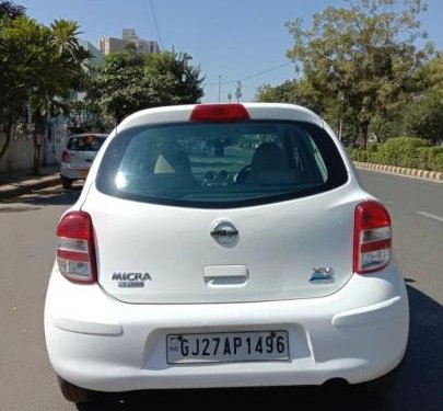 Nissan Micra XL Optional 2015 MT for sale in Ahmedabad