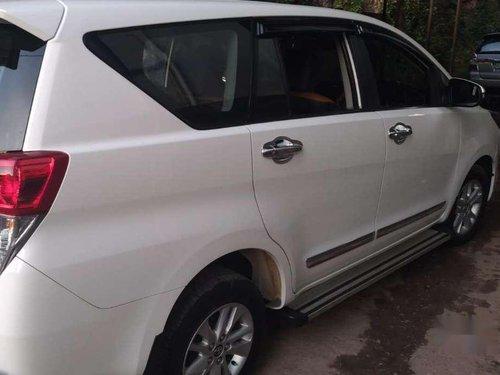 2017 Toyota Innova Crysta MT for sale in Thiruvananthapuram