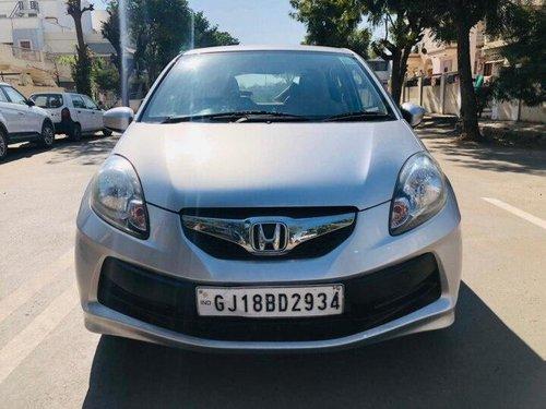 2015 Honda Brio EX MT for sale in Ahmedabad