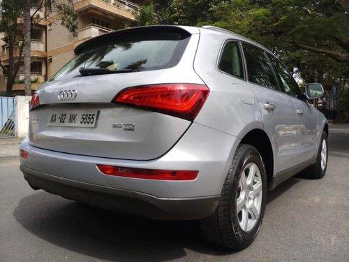 2015 Audi Q5 2.0 TDI Premium Plus AT in Bangalore