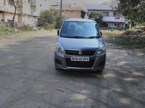 Maruti Suzuki Wagon R CNG LXI 2013 MT for sale in Hyderabad