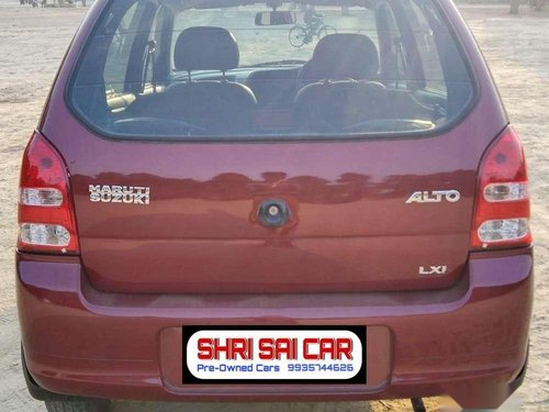 Used Maruti Suzuki Alto 2009 MT for sale in Kanpur-6