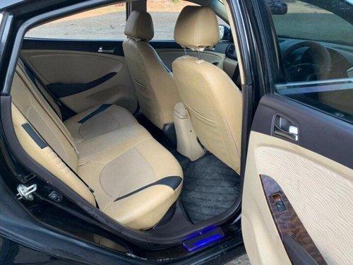 2013 Hyundai Verna 1.6 SX MT for sale in Pune