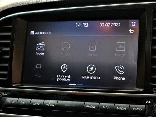 Used 2016 Hyundai Elantra CRDi SX AT in Kolkata